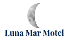 Luna Mar Motel, Logo
